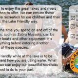 Lake Friendly Tips July