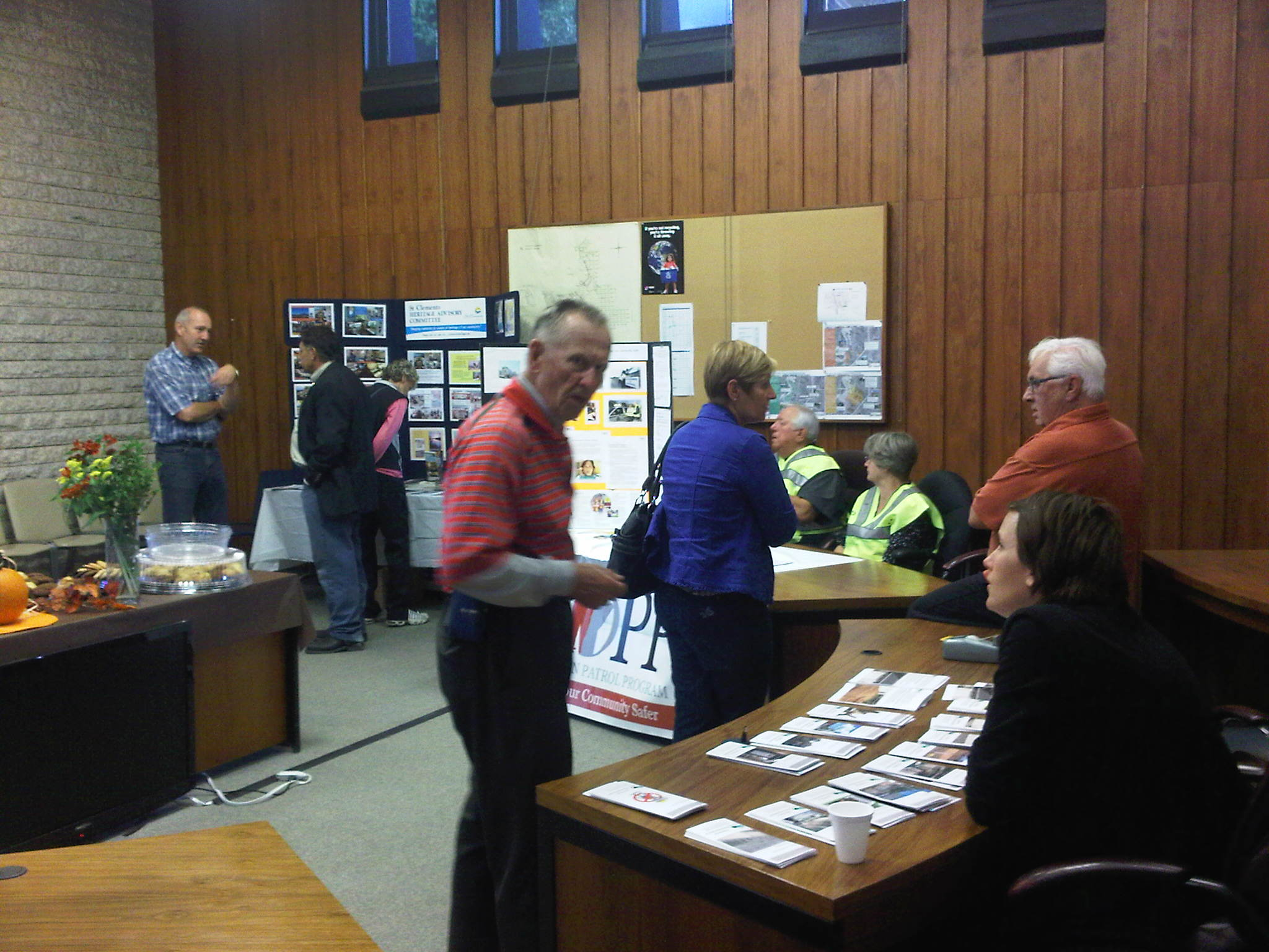 RM of St. Clements Open House