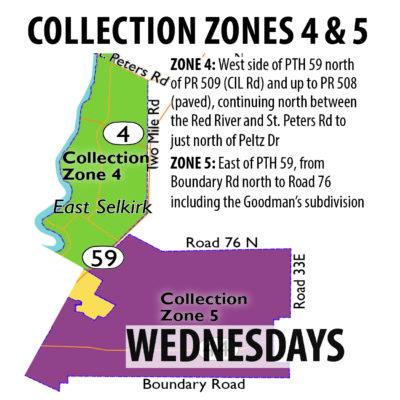 Curbside Zone 4 & 5 - Wednesdays